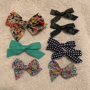 Random girl bow bundle